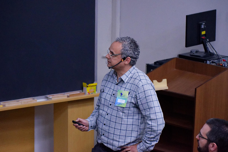 Workshop on Strong Electron Correlations in Quantum Materials: Inhomogeneities, Frustration, and Topology