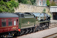 'SCARBOROUGH SPA EXPRESS' 2nd AUGUST 2018
