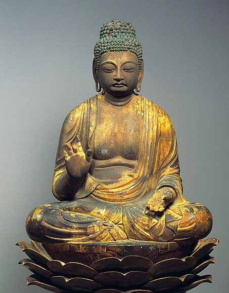1) Nara Buddha