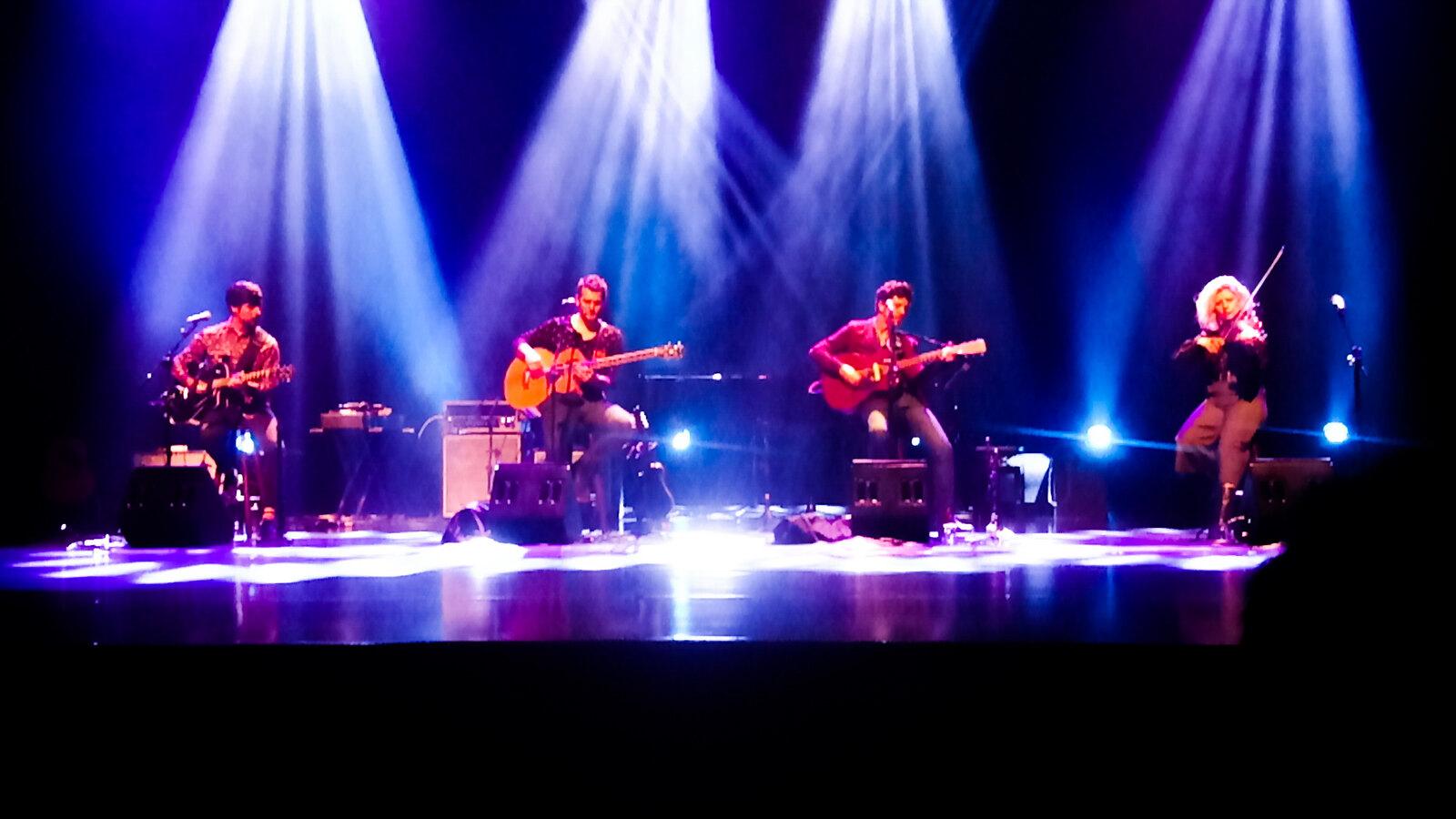 Vanguart Auditório Ibirapuera
