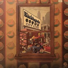 THE BLACKBYRDS:CITY LIFE(JACKET A)