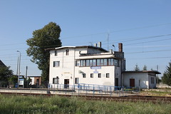 Sieraków Śląski train station