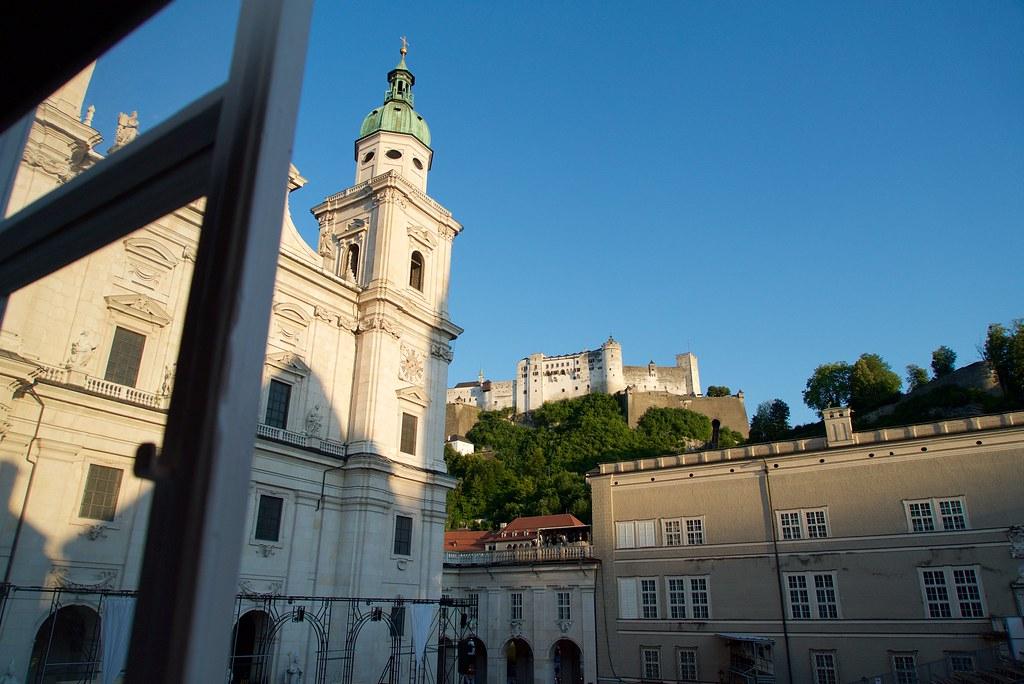 Festlicher Empfang der SHW in der Residenz zu Salzburg