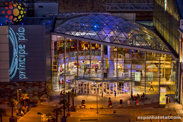 shoppings em Madri: Centro Comercial Príncipe Pío, Madrid