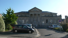 Valognes - Le Palais de Justice - Photo of Saint-Cyr