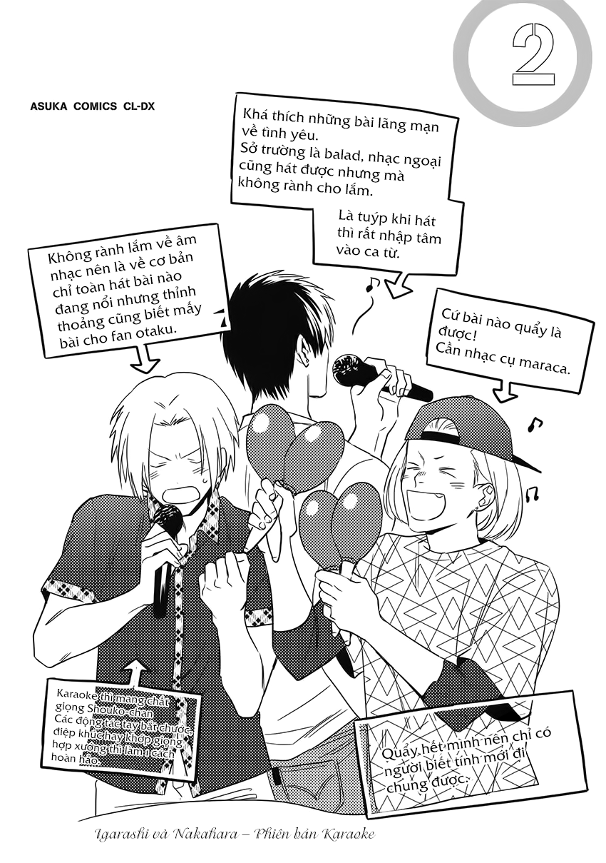 Đôi Ta Đi Trốn chap 10 - Trang 37