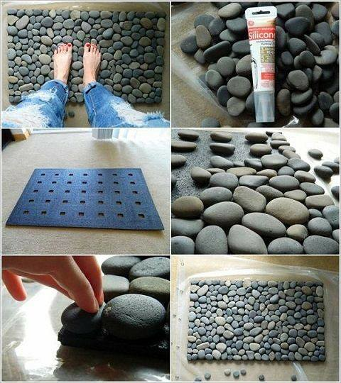 How to Use Branches, Seashell and Stones in Your Home