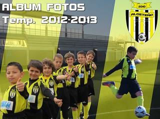 C.D. ALGETEÑO - Temporada 2012-2013