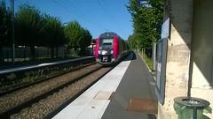 Z 50000 en gare de Précy-sur-Oise