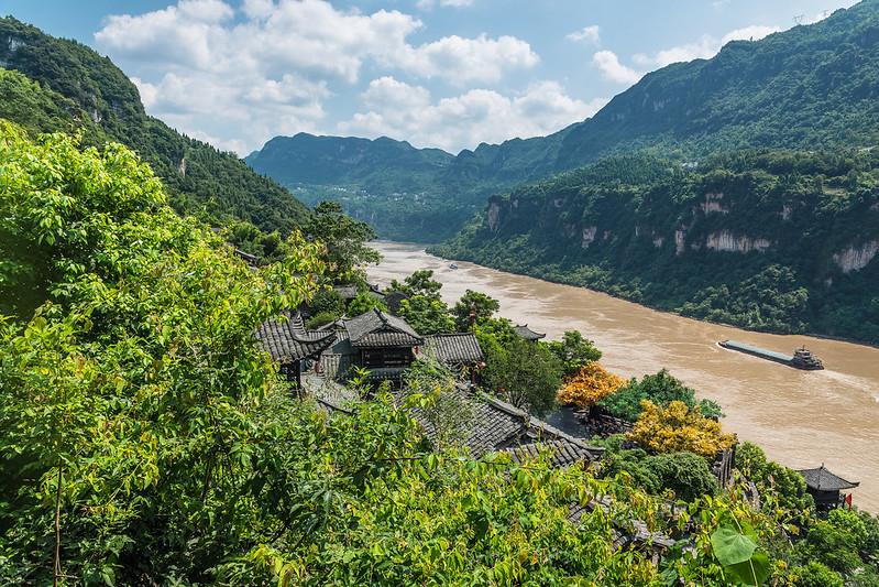 Jangtsekiang - Sanxia Village