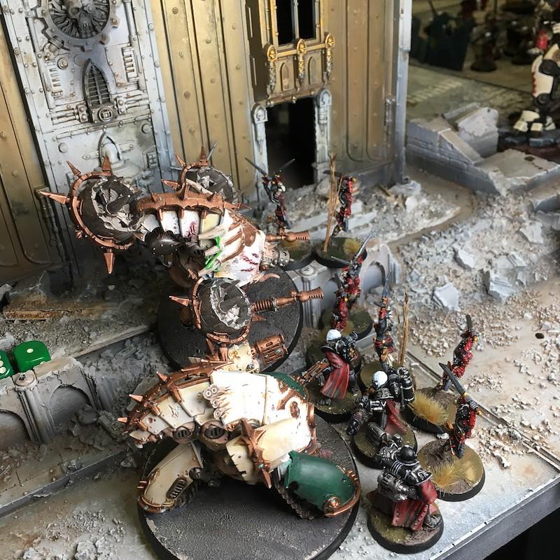 Medal of Colors Indomitus Crusade Battles-22