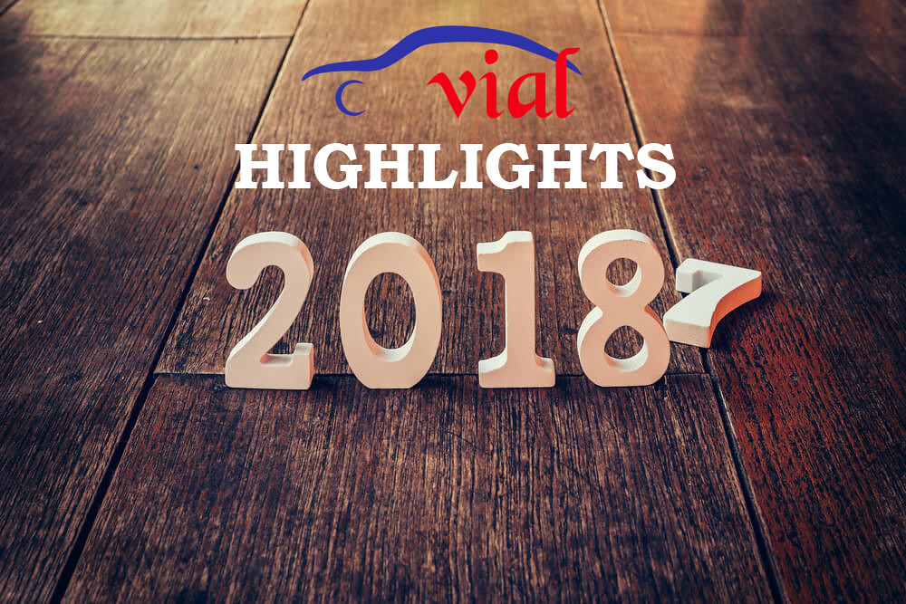 VIAL HIGHLIGHTS OF THE YEAR 2017 ~2018