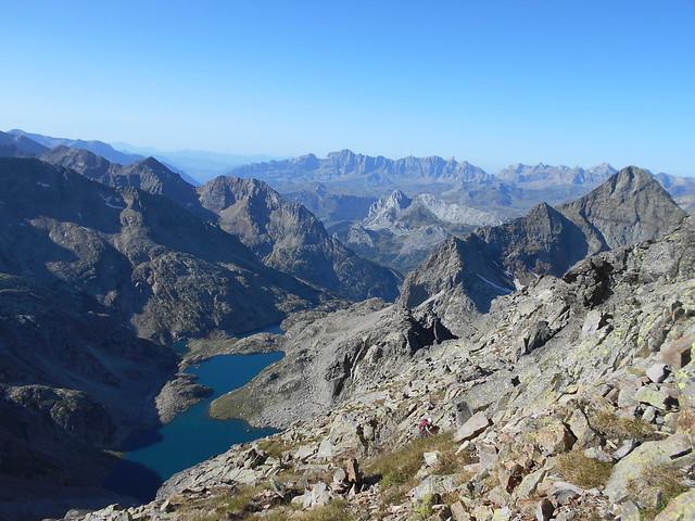 Lacs d'Arriel versant Espagnol, Nikon COOLPIX A100