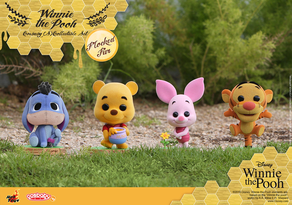 Hot Toys - Winnie the Pooh Cosbaby (S) Series