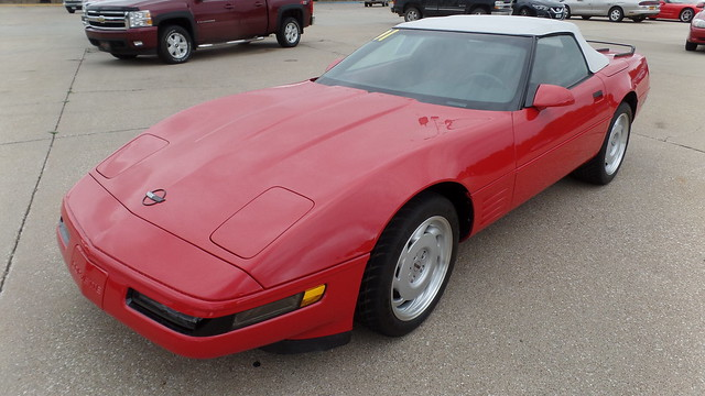 1991 Chevy Corvette