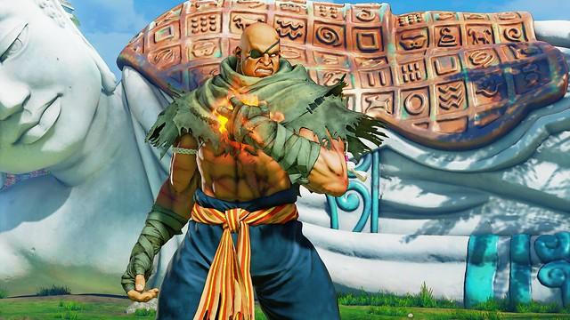 Street Fighter V: Sagat
