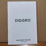 Diggro D300 ロボット掃除機 開封レビュー (6)