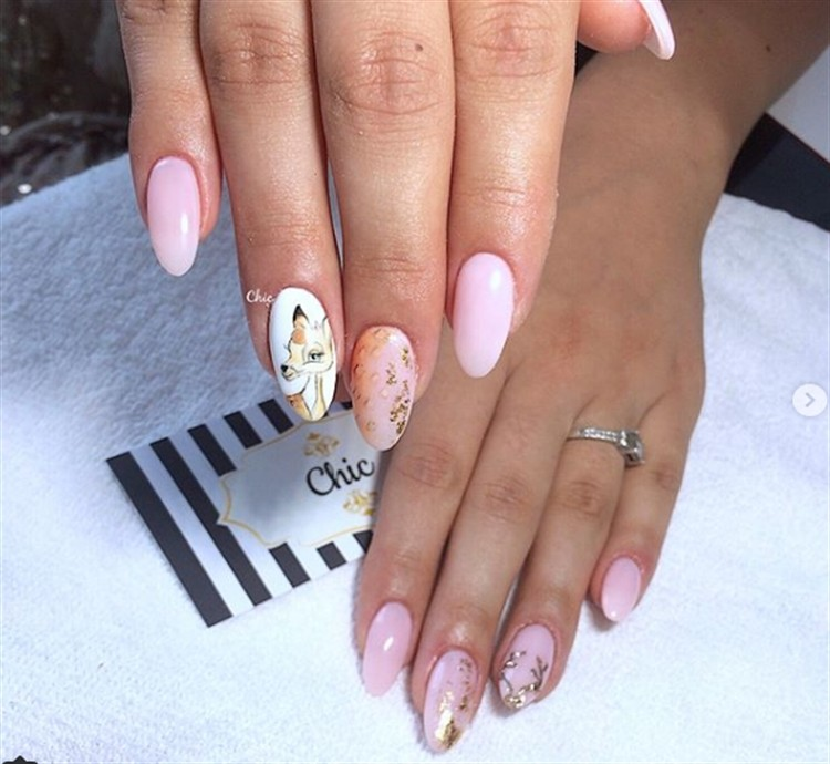 100+ Chic And Modern Nail Art Designs Ideas