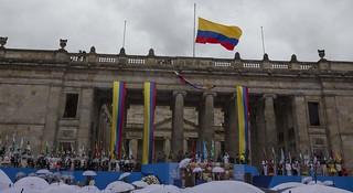 Toma de Posesión de Iván Duque como Presidente de Colombia.