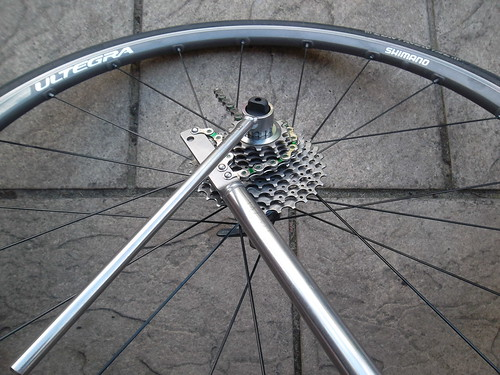 Abbey Bike Tools Crombie Whip-It in cassette