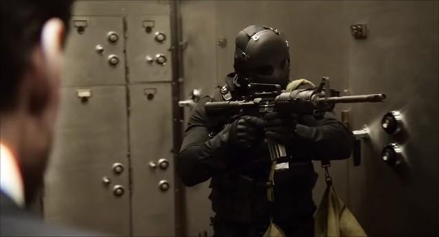 Reprisal - Gunman