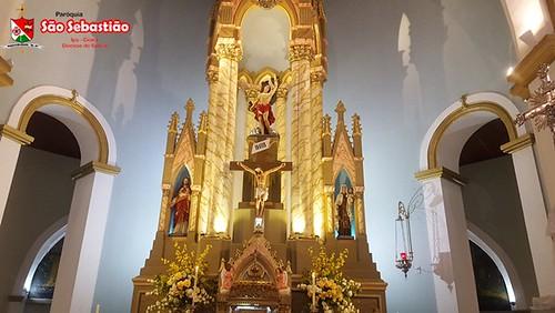 Paróquia de Ipu celebra a Semana da família