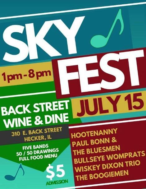 Sky Fest 7-15-18