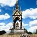 The Albert Memorial, Kensington, London