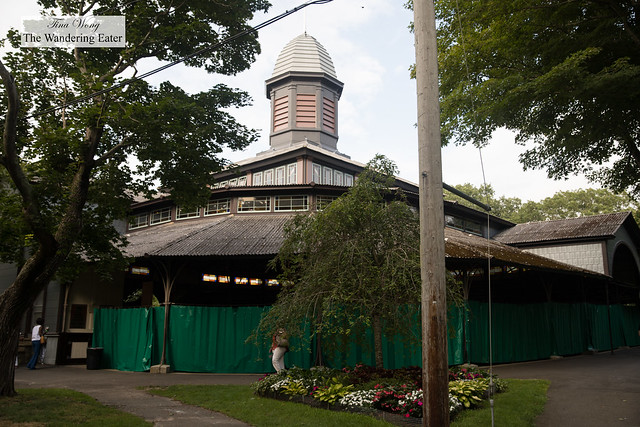 The Tabernacle where the jazz fundraising concert took place