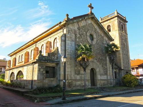 Iglesia de Somahoz