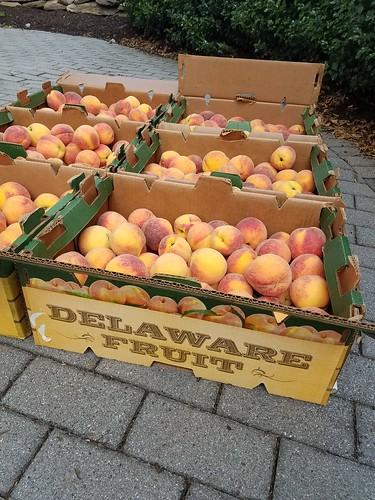 2018 Peach Festival