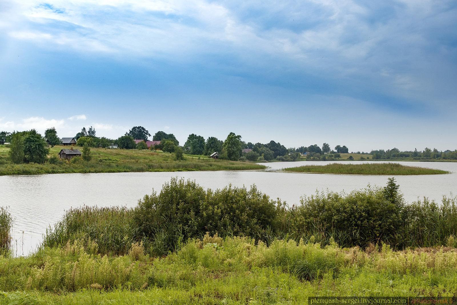 Krivushino lake
