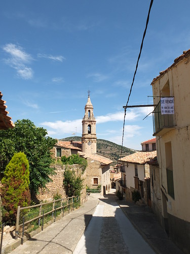 Iglesia de Santa María Magdalena - Torre 2