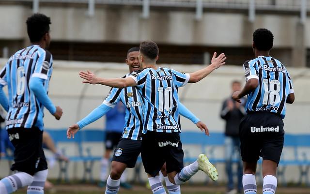Copa Wianey Carlet - Grêmio x Real Sport