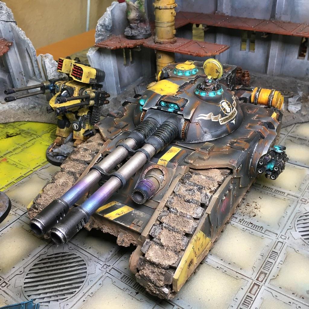 Medal of Colors Assault on Molech Armies-41