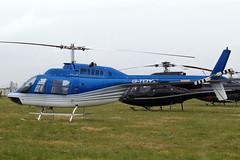 G-TOYZ Bell 206B-3 Jet Ranger III [3949] (Potter Aviation Ltd) Chelten