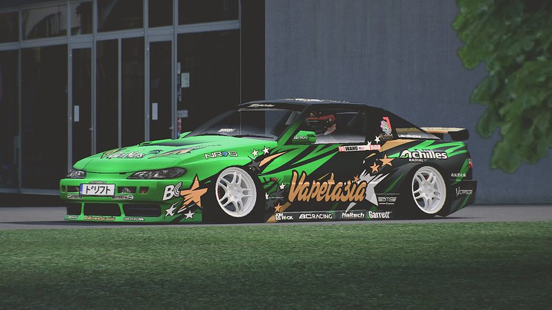 FOREST WANG S15 RP(ノ´∀`)