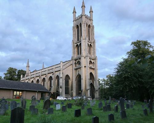 Kidderminster, Church of St George