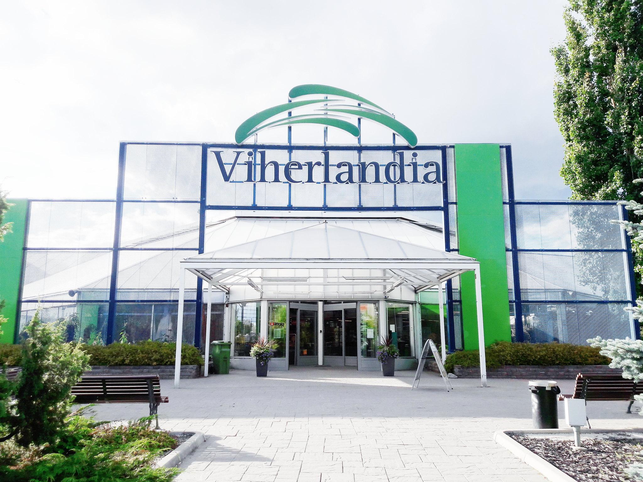 Viherlandia-reissu ja uusi kasvi kotiin