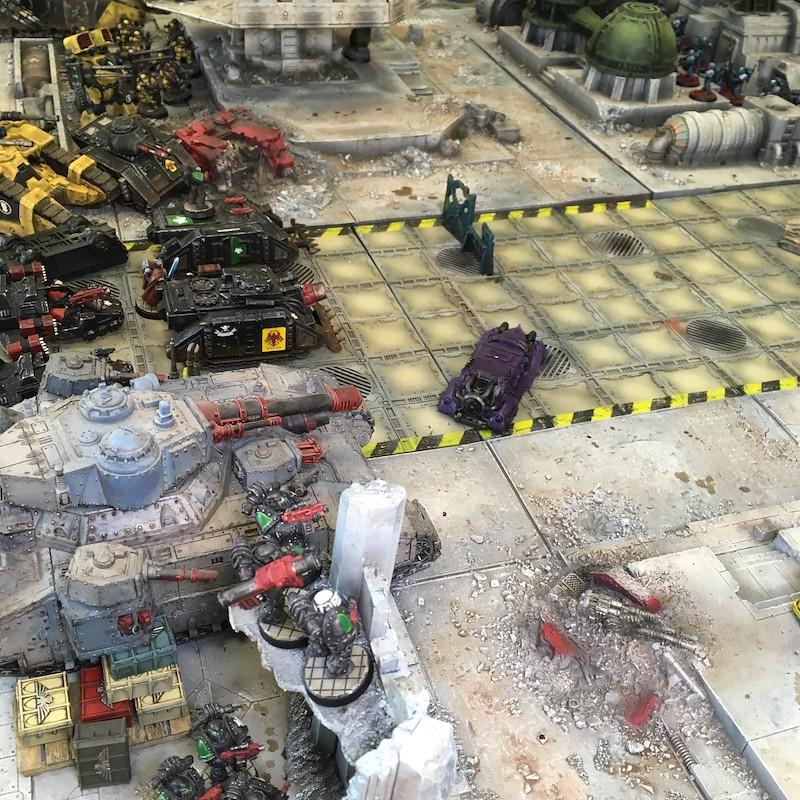 Medal of Colors Assault on Molech battle-10