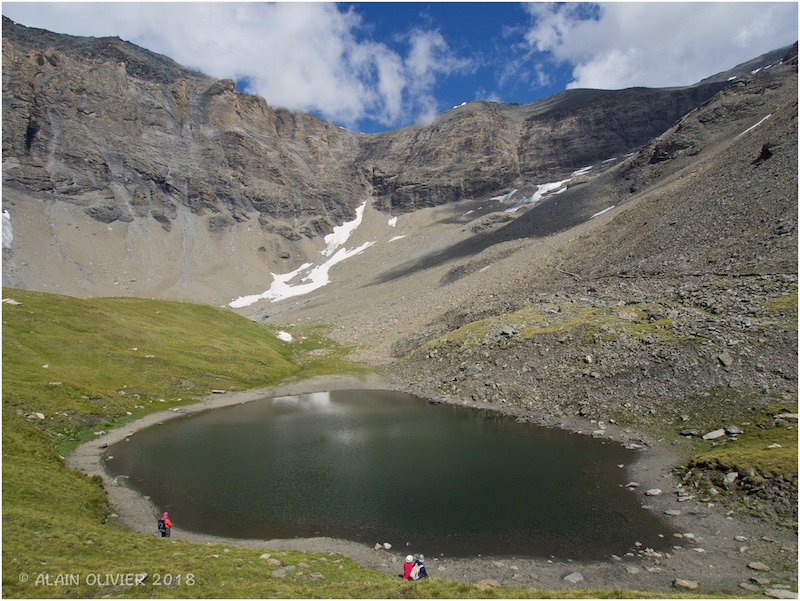 Lac du Mont-Cenis, Fort de Ronce et Lac Clair 42192372840_347d4a0d71_o