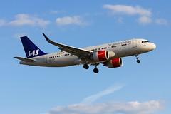 A320 SE-DOX London Heathrow 21.06.18