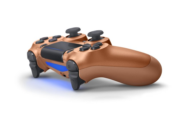 DualShock 4 (Copper)