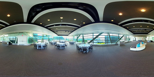 Newseum Venue Interior and Exterior Images in 360