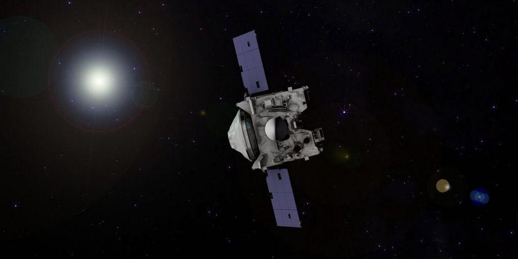 OSIRIS-REx entame la phase d'approche vers Bennu