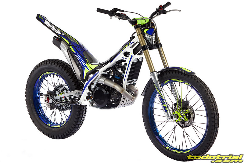 Sherco ST 2019 Factory, Racing y SY