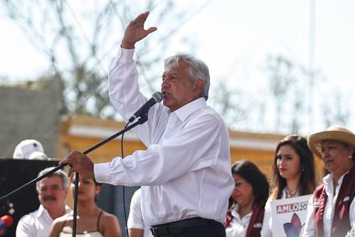 Cierre de Campaña - AMLO en San Luis Potosí