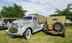 1941 USN Chevrolet Pick-Up Truck