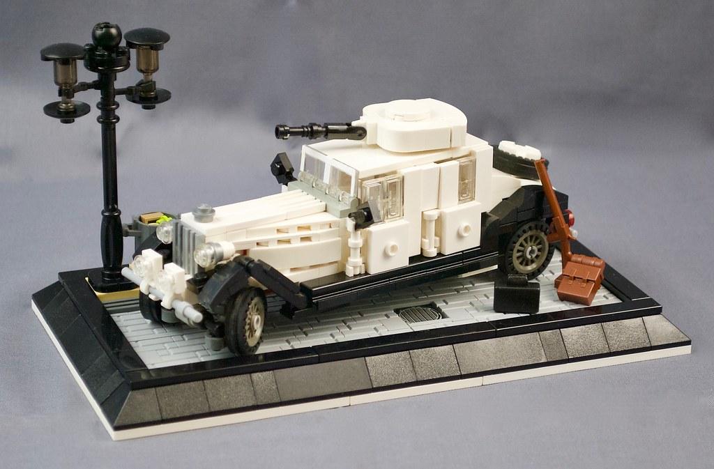 1930 Rolls Royce Condor AV