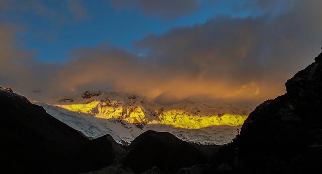 Fri, 2018-07-13 18:01 - Magic sunset light